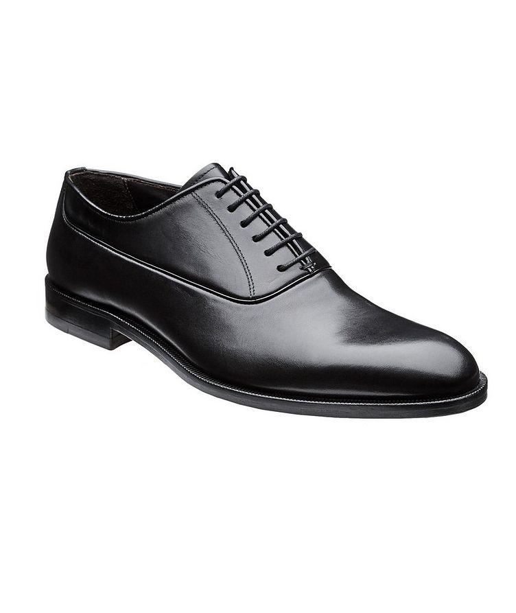 Chaussure lacée en cuir image 0