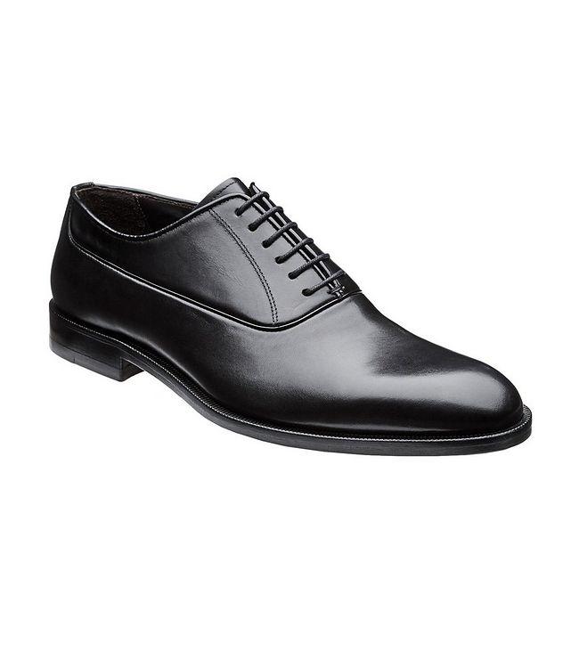 Chaussure lacée en cuir picture 1