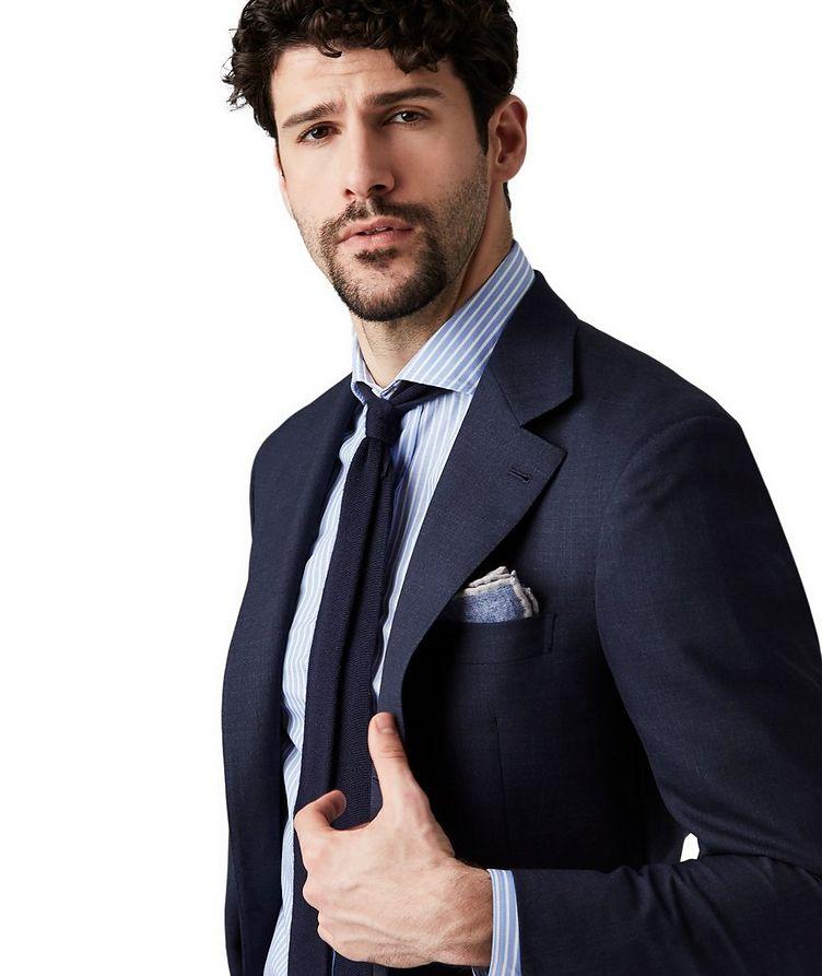 Slub Wool Suit image 1