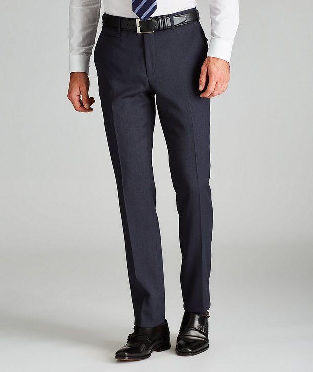 Pantalon habillé de coupe contemporaine picture 1