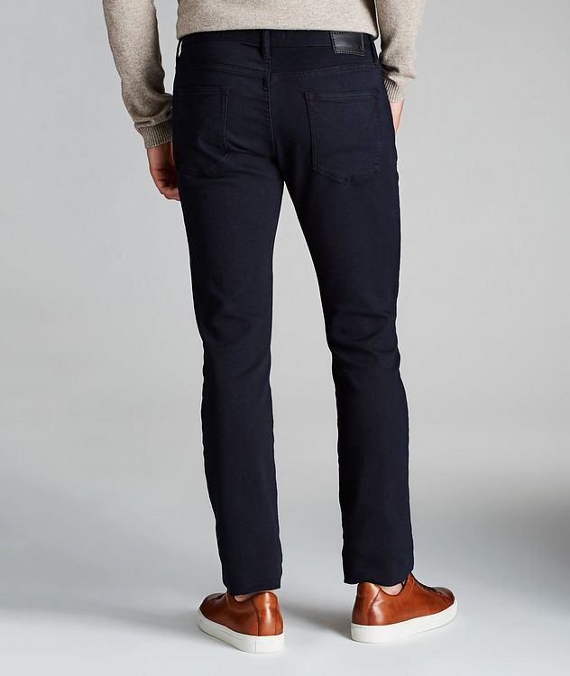 Bowery Slim Straight Jeans picture 2