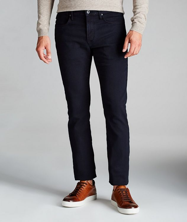 Bowery Slim Straight Jeans picture 1