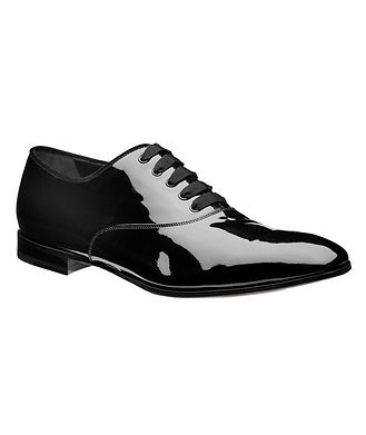 Salvatore Ferragamo Patent Leather Oxfords