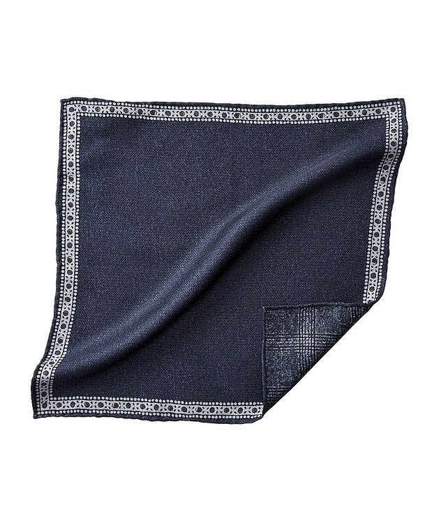 Reversible Pocket Square picture 1