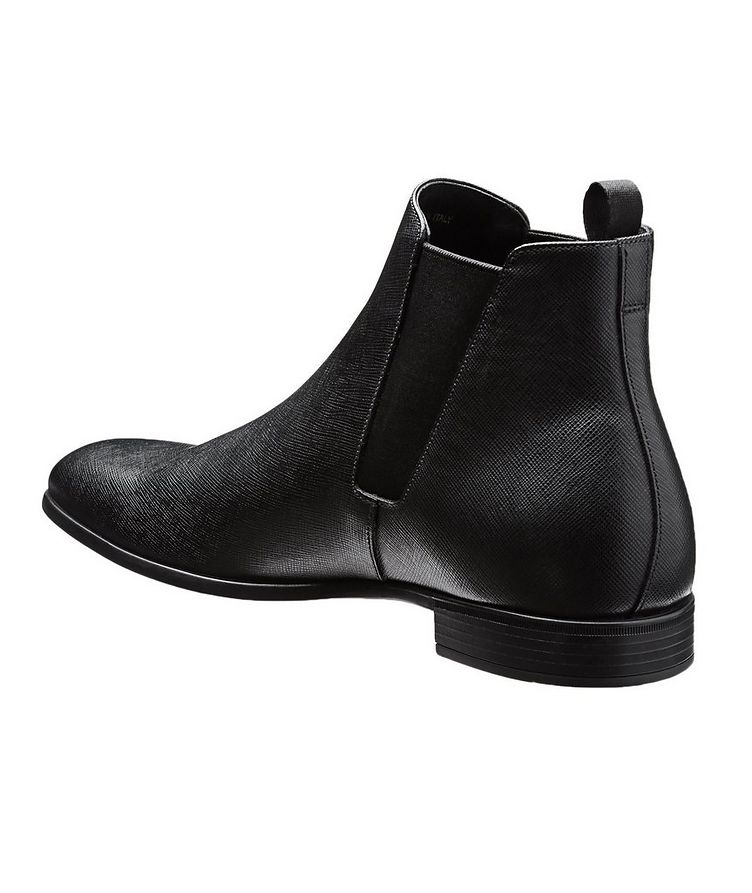 Leather Chelsea Boots image 1