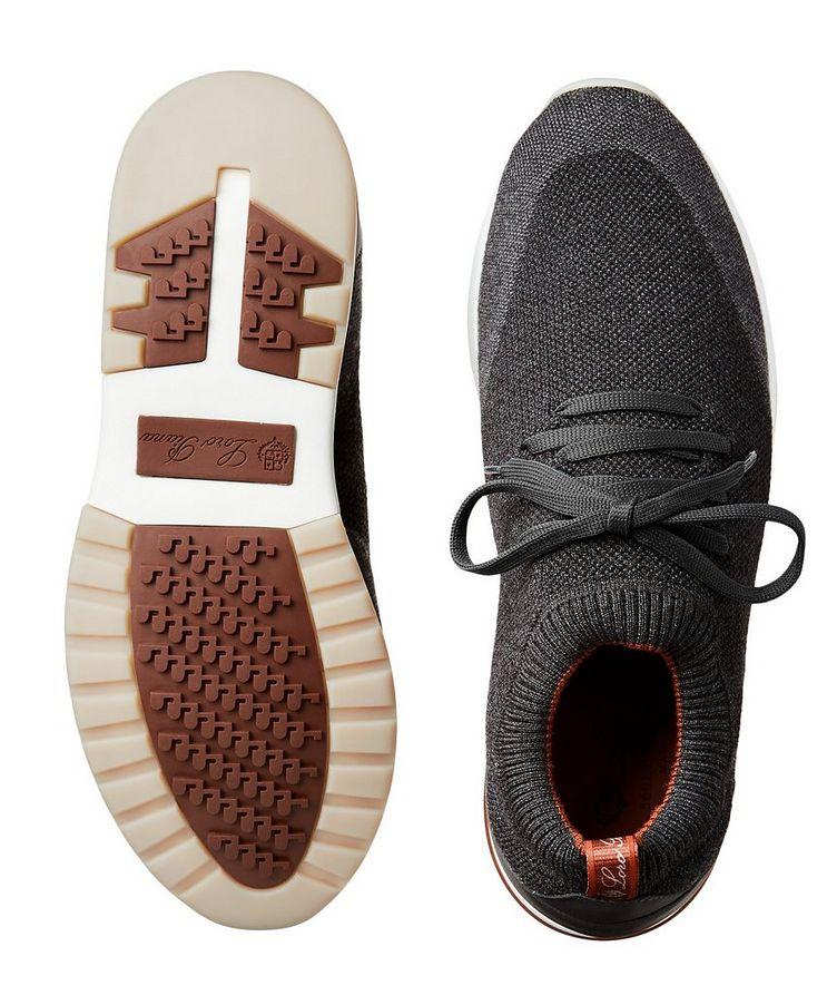 Knit Sock Sneakers image 2
