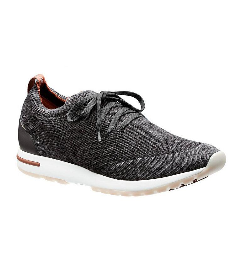 Knit Sock Sneakers image 0
