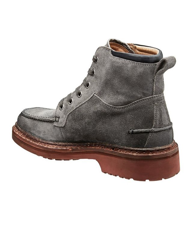 Suede Boots picture 2