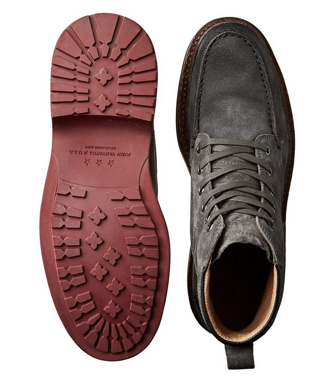 Suede Boots picture 3