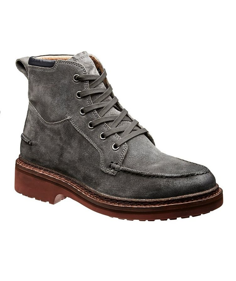Suede Boots image 0