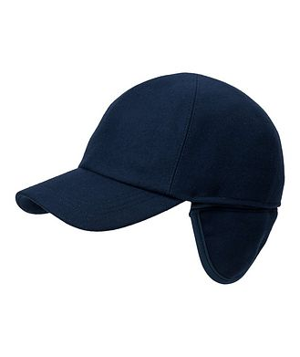 Wigens Earflap Baseball Cap