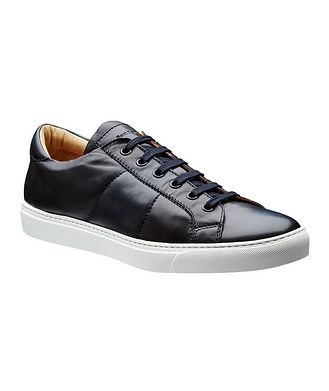 To Boot New York Leather Low-Tops
