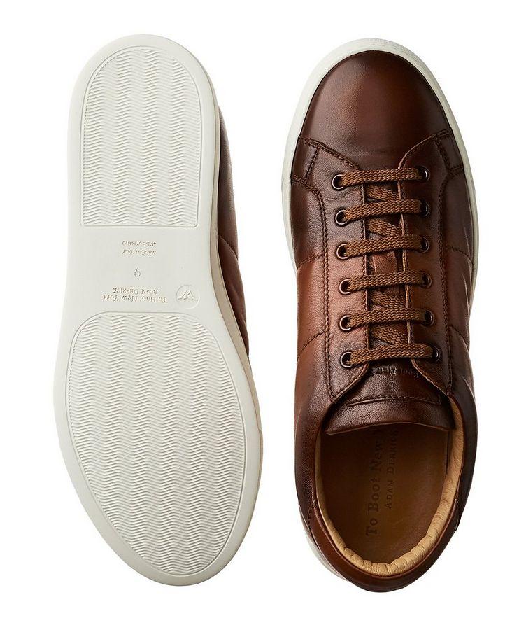 Chaussure sport en cuir image 2