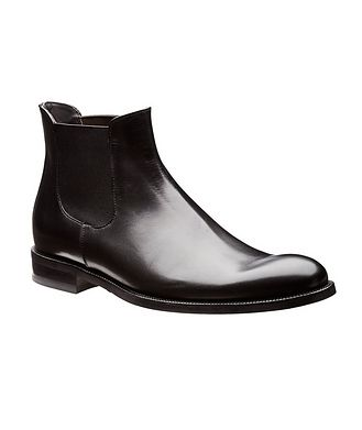 To Boot New York Welker Leather Chelsea Boots
