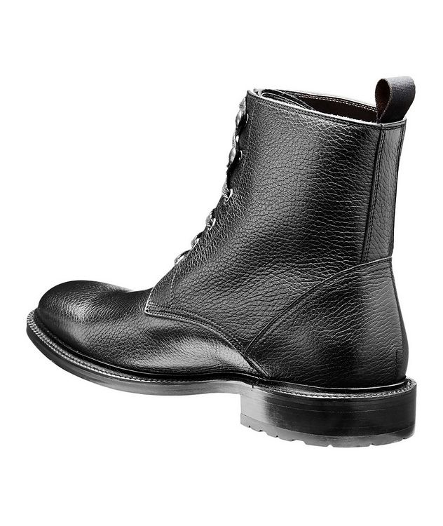 Mosley Deerskin Boots picture 2