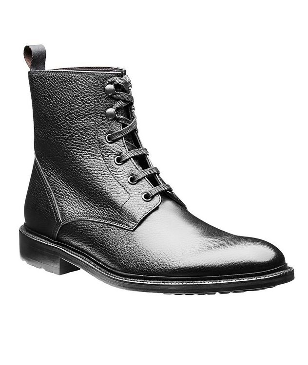 Mosley Deerskin Boots picture 1