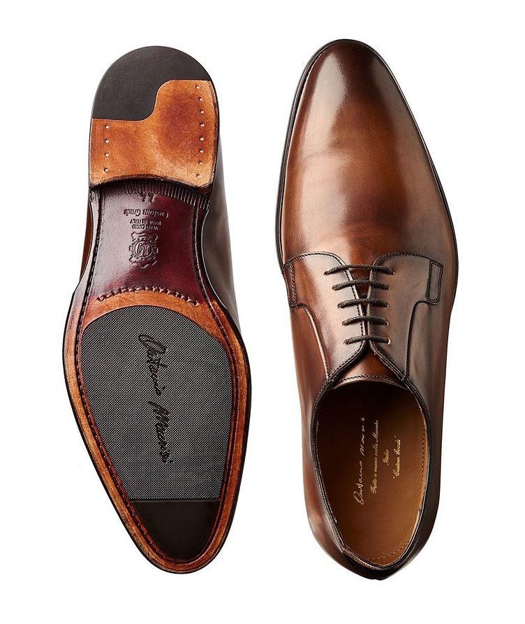 Burnished Leather Derbies image 2
