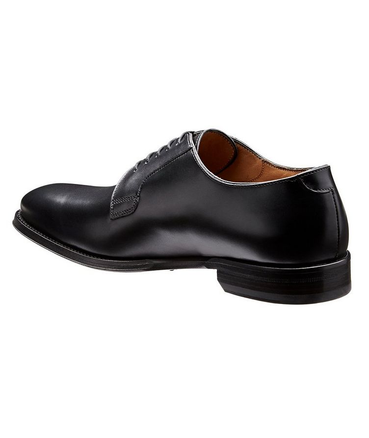 Calfskin Leather Oxfords image 1