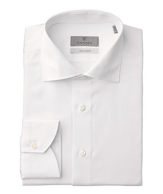 Canali Impeccabile Cotton Dress Shirt