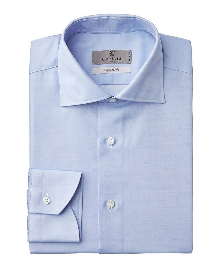 Impeccabile Cotton Dress Shirt image 0
