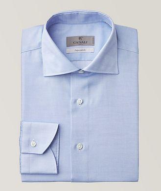 Canali Impeccabile Cotton Dress Shirt