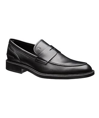 Tod's Leather Penny Loafers