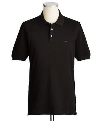 Ermenegildo Zegna Cotton Piqué Polo