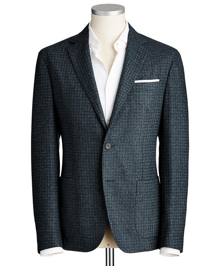 Unstructured Sports Jacket image 0