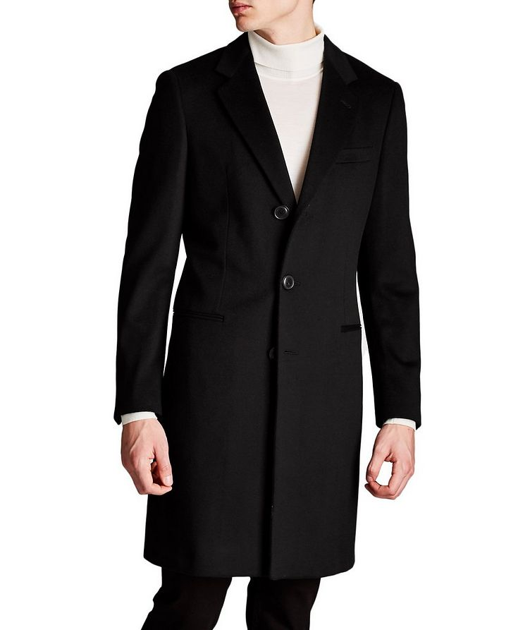 Wool & Cashmere Overcoat image 0