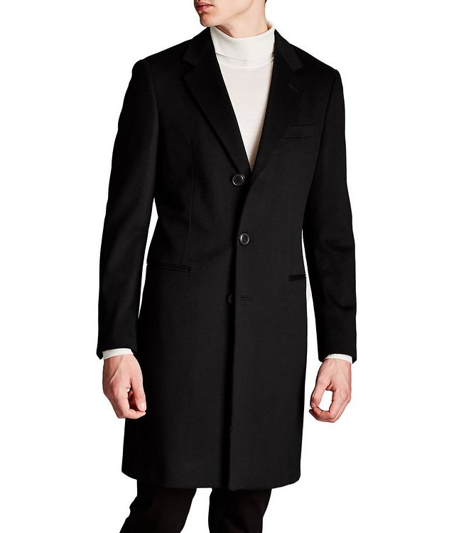 Wool & Cashmere Overcoat picture 1