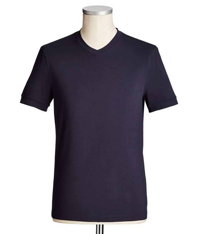 Stretch Blend T-Shirt image 0