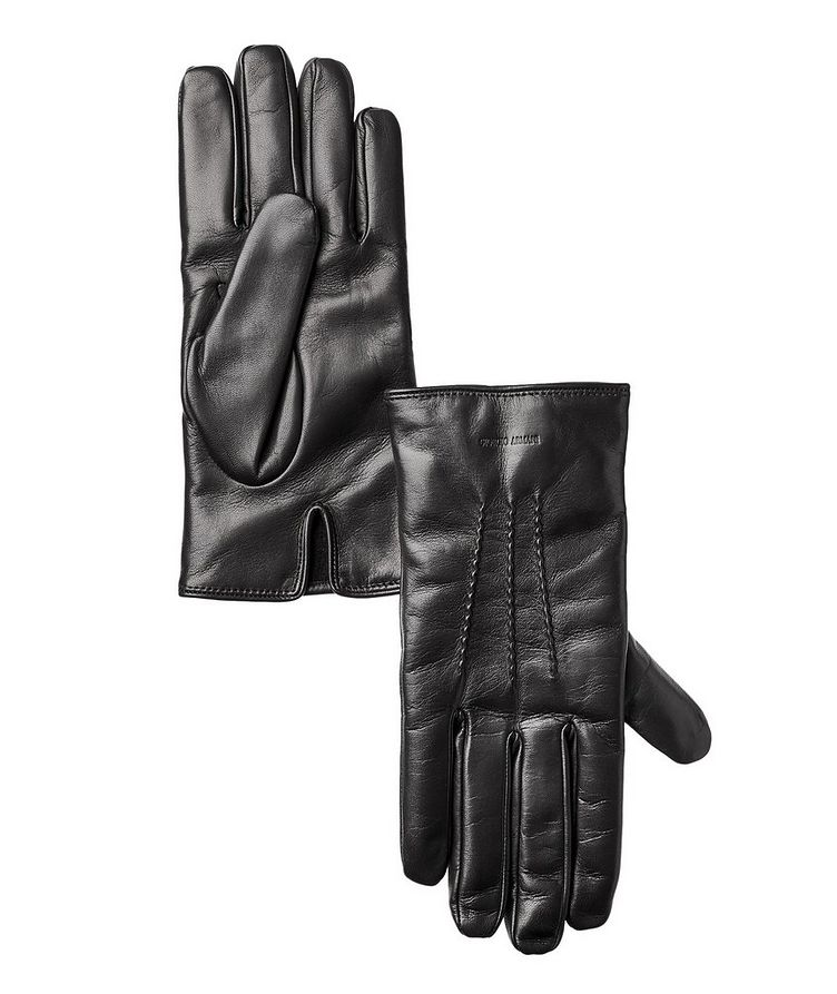 Nappa Leather Gloves image 0