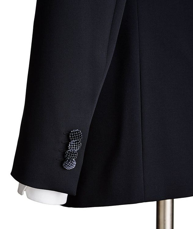 Shawl Collar Sports Jacket picture 3