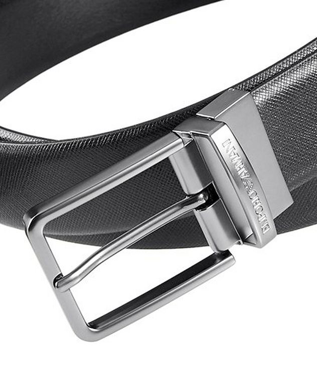 Textured Leather Belt picture 2
