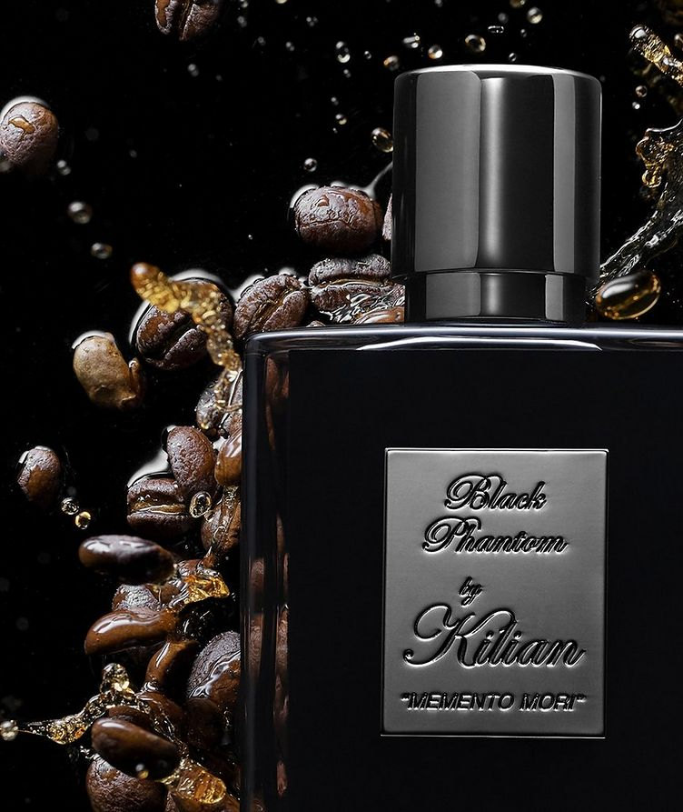 "Black Phantom ""MEMENTO MORI"" Travel Spray with 4 refills image 2"