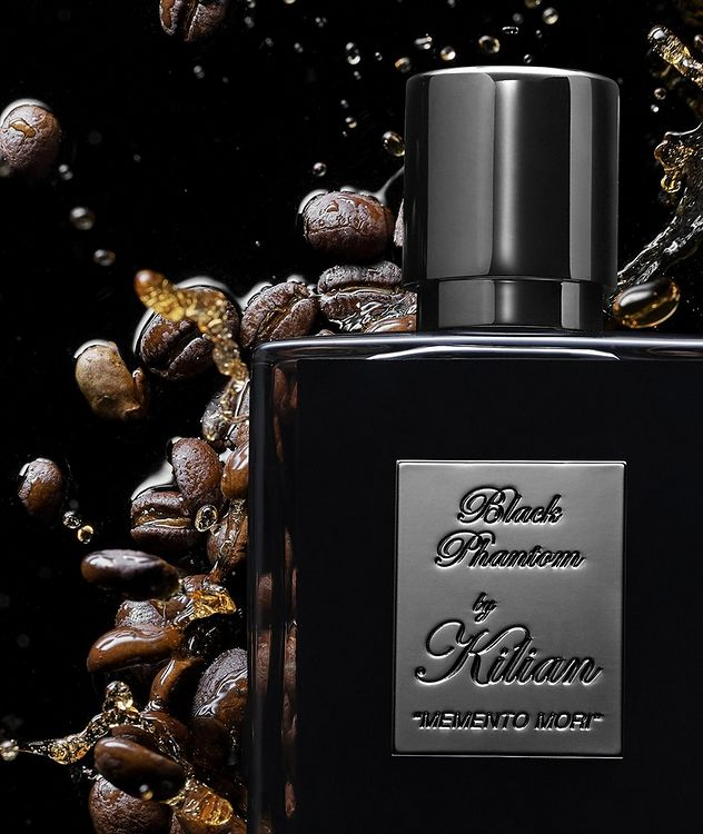 "Black Phantom ""MEMENTO MORI"" Travel Spray with 4 refills picture 3"