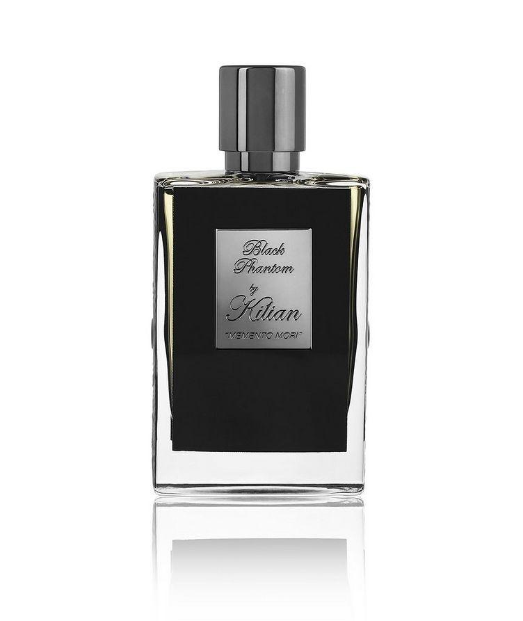 "Black Phantom - ""MEMENTO MORI"" 50ml Refillable Spray and its Coffret image 1"