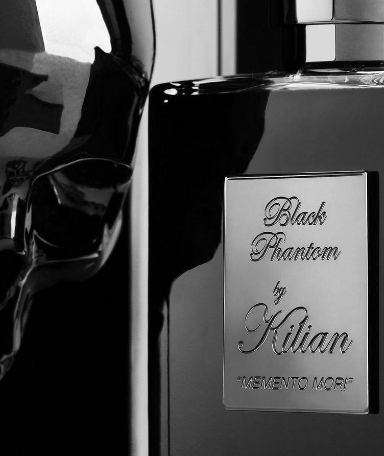 "Black Phantom - ""MEMENTO MORI"" 50ml Refillable Spray and its Coffret image 4"