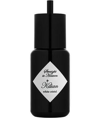 Kilian Atomiseur réutilisable d'eau de parfum Straight to Heaven et boitier