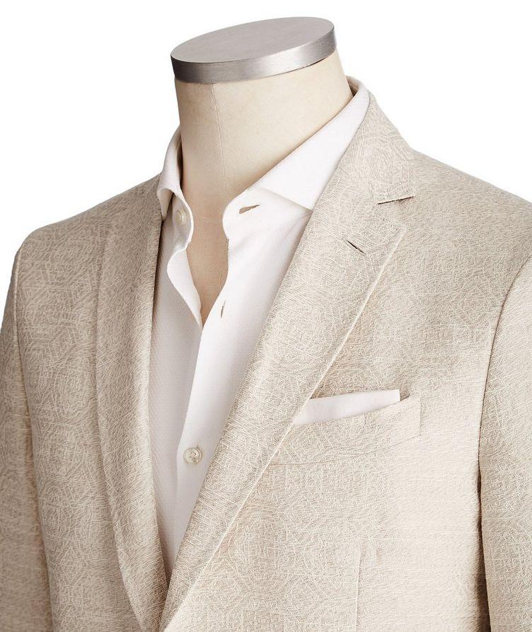 Linen & Cotton Sports Jacket image 1