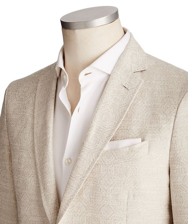 Linen & Cotton Sports Jacket picture 2