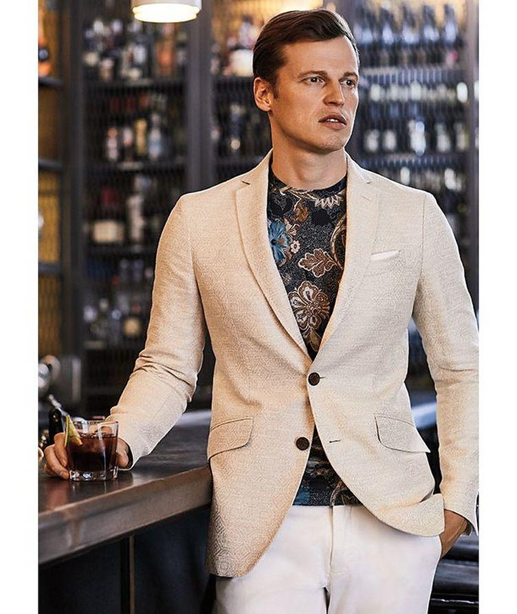 Linen & Cotton Sports Jacket image 2