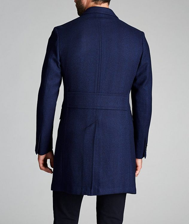 Rain System® Wool Coat picture 2