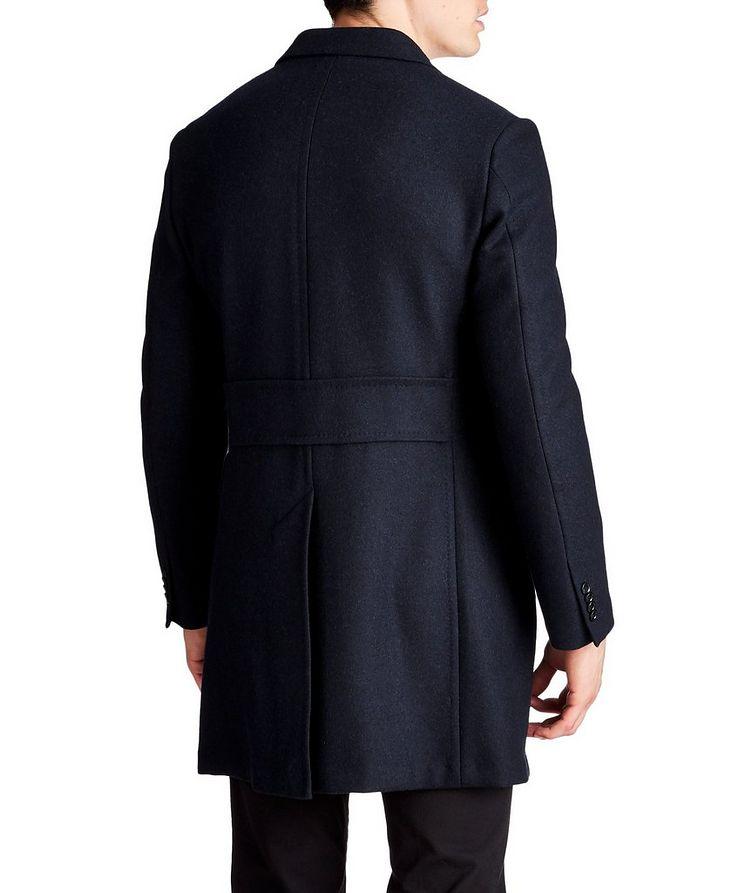 Rain System® Wool Coat image 1