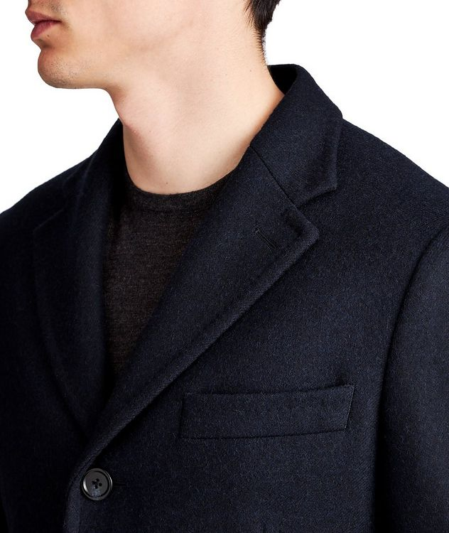 Rain System® Wool Coat picture 3