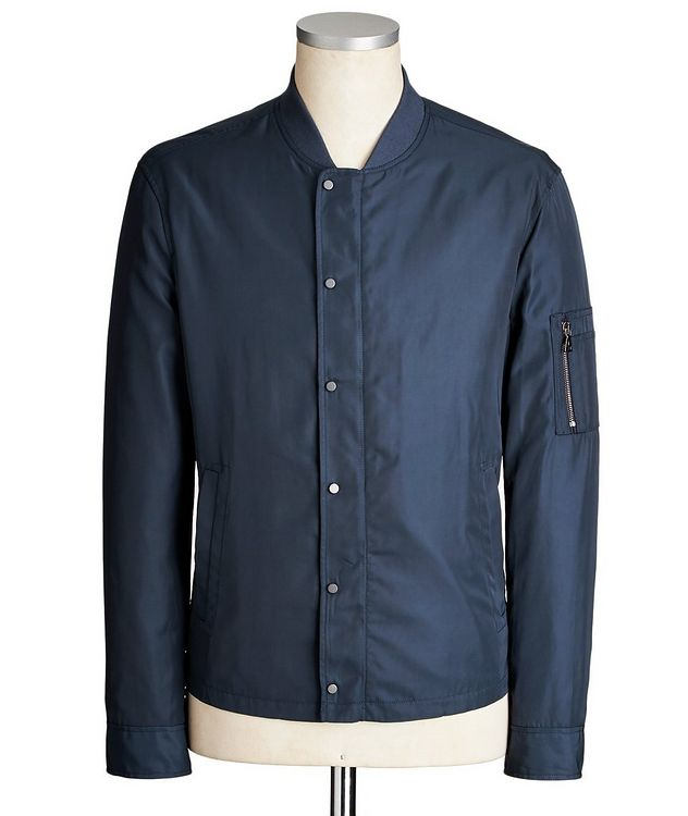 Slim Shirt Jacket picture 1