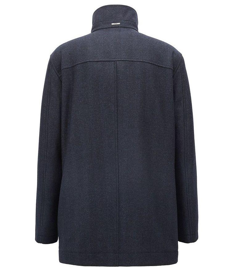 Manteau en lainage image 1