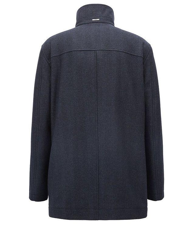 Manteau en lainage picture 2