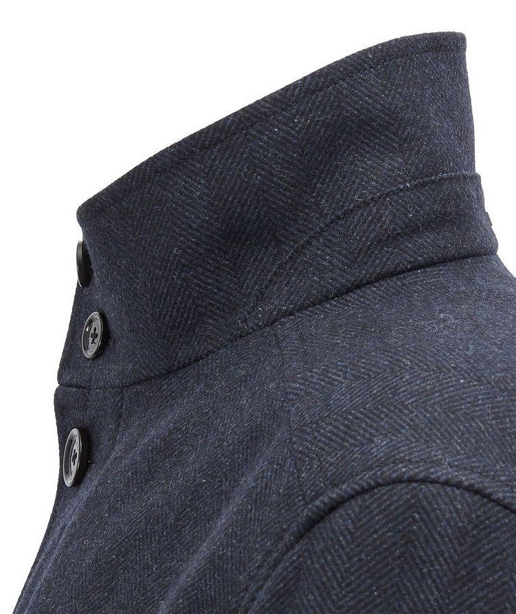Manteau en lainage image 2