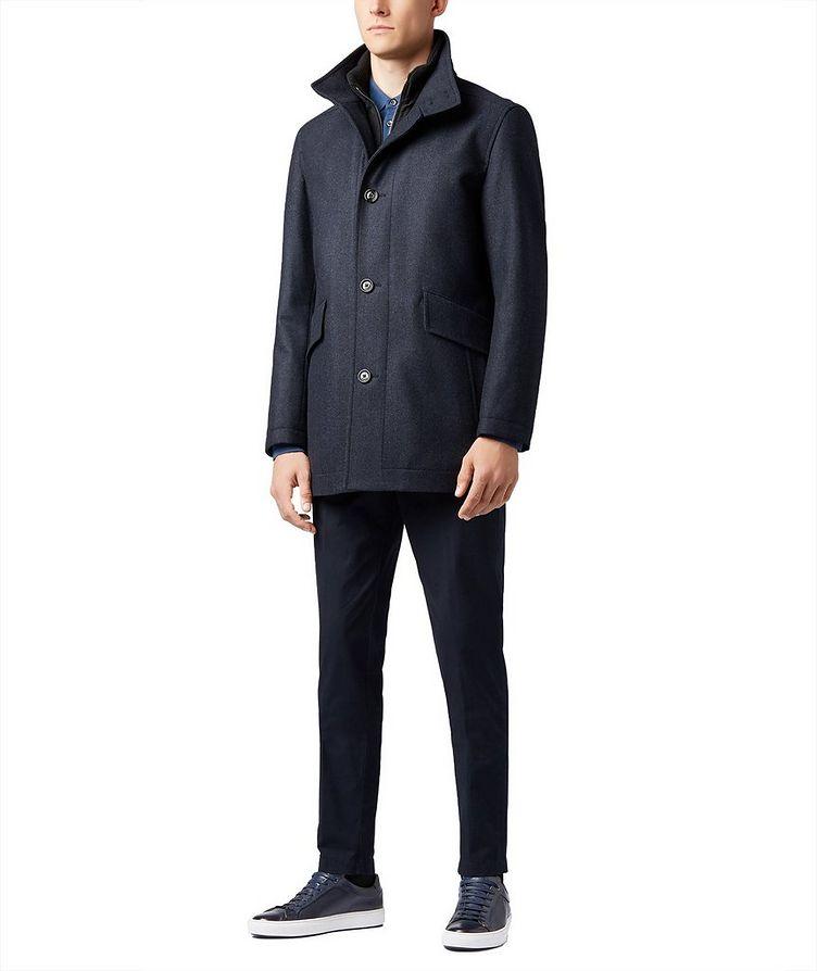 Manteau en lainage image 3